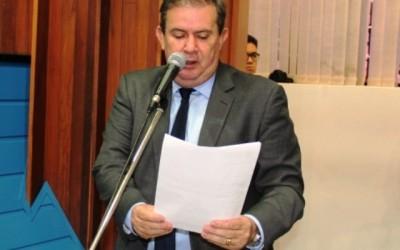 Eduardo Rocha solicita implantação de lixo seletivo em escolas Estaduais de Rio Brilhante