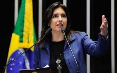 Simone Tebet ressalta papel do Senado para superar a crise