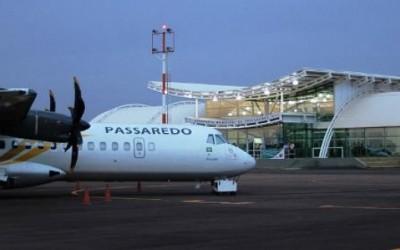 Com obras adiantadas, Aeroporto está próximo de subir de categoria