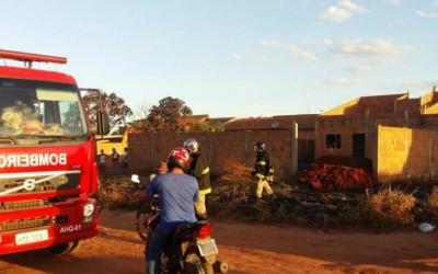 Suposto incêndio em residência mobiliza Corpo de Bombeiros