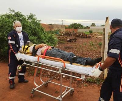 Ciúme gera tentativa de homicídio entre vizinhos no Vila Verde
