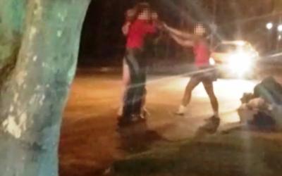 """Briga em bar por causa de """"macho"""" interdita parcialmente Avenida da Lagoa Maior"""