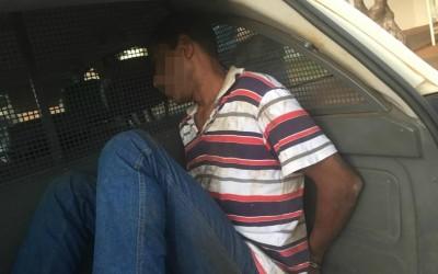 Ladrão que furtou conveniência é preso minutos depois do crime