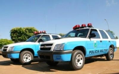 PM registrou dois roubos na manhã deste sábado em Três Lagoas