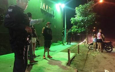 Assaltantes fazem 10 pessoas reféns no Madri Fest em Três Lagoas