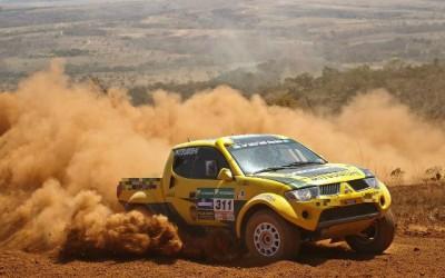 Veículos do Rally dos Sertões ficarão expostos no dia 05 de agosto no pátio do Parque de Exposições