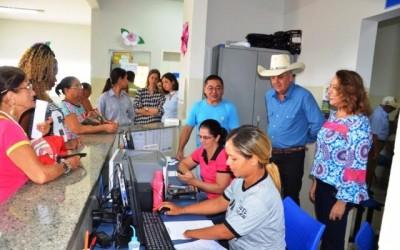 Prefeitura entrega 50 computadores para saúde de Três Lagoas