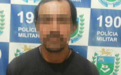 Foragido por roubo,sequestro e cárcere privado é preso no bairro Vila Haro