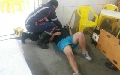Motorista provoca acidente e foge do local sem prestar socorro