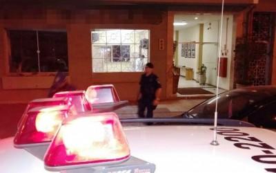 Nas últimas horas, polícia registra dois roubos, entre eles em um hotel