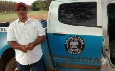 Patrulha Rural detém motorista com CNH falsa