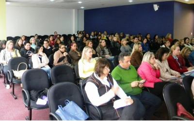 Professores de Três Lagoas participam de formação do IEE e Petrobras