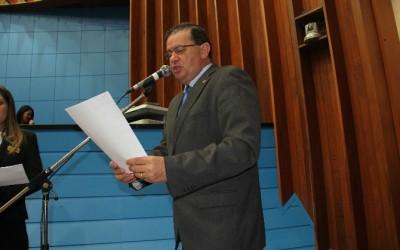 Deputado Eduardo Rocha pede mais asfalto para Três Lagoas