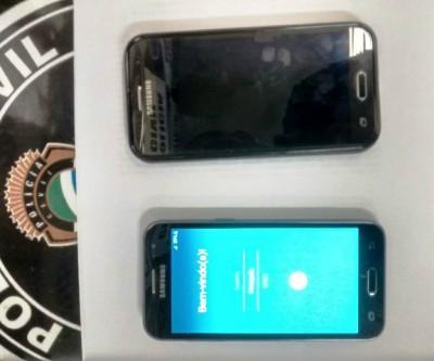 SIG tenta encontrar donos de celulares que possivelmente foram furtados