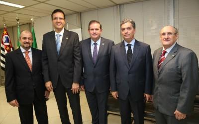 Em São Paulo, deputado Eduardo Rocha prestigia lançamento do PJe da 3ª Região