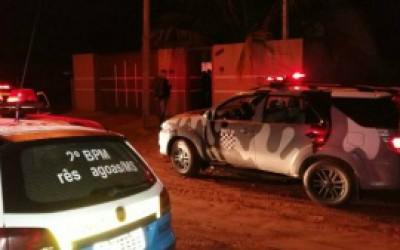 Policial Militar de folga reage a assalto, um bandido é morto e outro está em estado grave