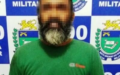 Pedreiro é preso no bairro Jardim Violetas em Três Lagoas