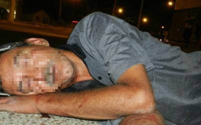 Homem é agredido na região central de Três Lagoas