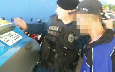 Homem que tentou furtar supermercado é preso em flagrante