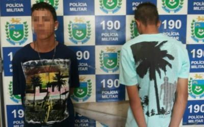 Polícia Militar flagra jovens de Campo Grande com maconha na Lagoa Maior