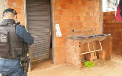 Polícia registra invasão em residência no bairro Jardim Guaporé