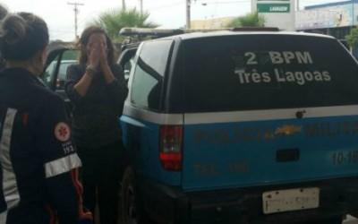 Mulher de Campo Grande é detida após ser acusada de direção perigosa e posse de drogas