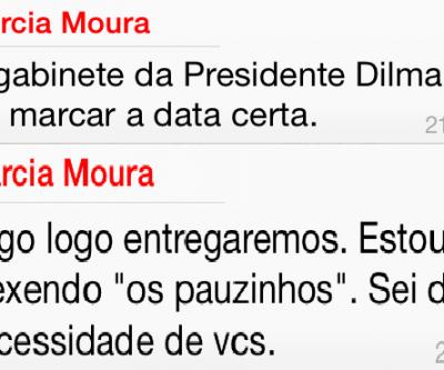 """Prefeita diz que está """"mexendo os pauzinhos"""" e que entrega de apartamento será marcada por Dilma"""