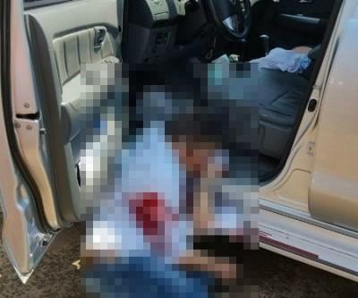 Polícia da fronteira afirma que ex deputado foi morto com tiros de Fuzil 556
