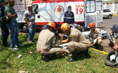 Polícia de Três Lagoas registra mais um acidente de trânsito