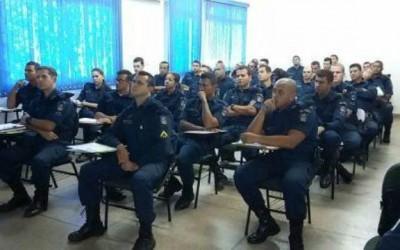 2º BPM realiza curso de formação de Agentes de Trânsito