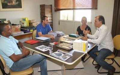 Vereador Beto Araujo e prefeitura discutem mudanças na abordagem à leishmaniose