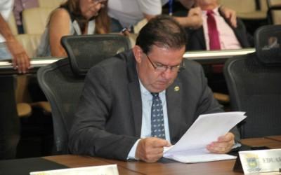 Eduardo Rocha pede ativação do novo prédio da UNEI em Três Lagoas