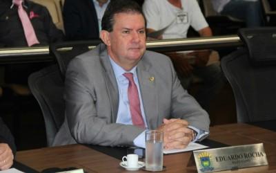 Projeto de Eduardo Rocha dá novas denominações as BRs 320 e 316