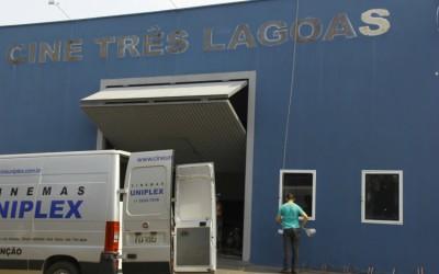 Único cinema da cidade fecha suas portas e encerra atividades no município