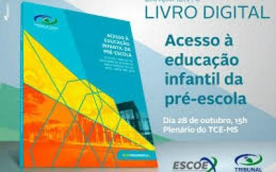 Três Lagoas recebe livro que aponta número de vagas necessárias na Pré-escola em 2016