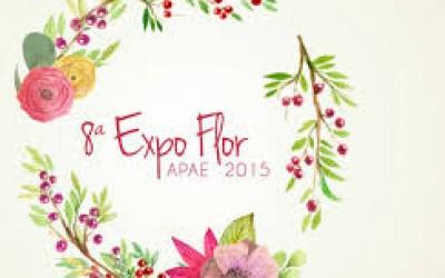8ª edição da Expo Flor APAE acontece entre os dias 04 e 08 de Novembro