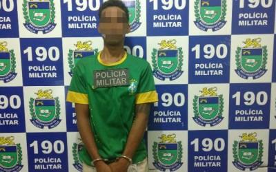 Foragido da Colônia Penal é preso em bar de Três Lagoas