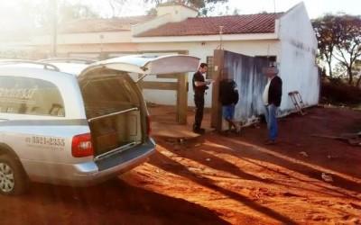 Caminhoneiro é encontrado morto em residência no bairro Jardim Alvorada