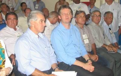 Governador Reinaldo Azambuja participa da Rota do Desenvolvimento em Três Lagoas