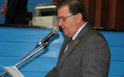 Eduardo Rocha apresenta indicação beneficiando o município de Brasilândia