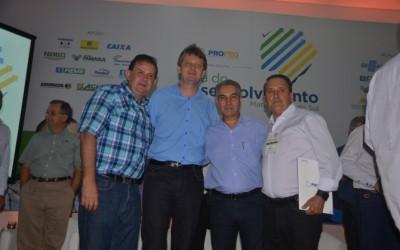 Eduardo Rocha representa AL na abertura oficial da Rota do Desenvolvimento em TL
