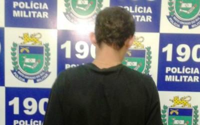 Além de portar drogas, jovem detido no Colinos não possuia CNH