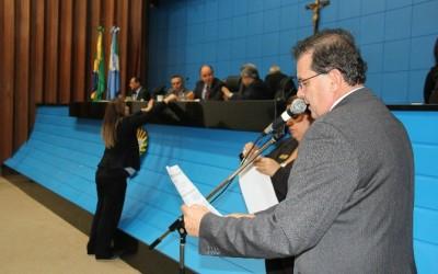 Eduardo Rocha apresenta indicação para atender população de Cassilândia
