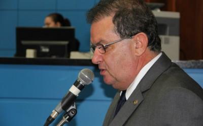 Eduardo Rocha pede ambulância para atender população de Deodápolis