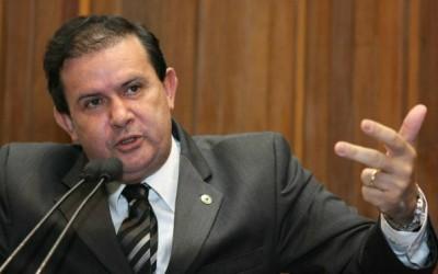Eduardo Rocha quer meio período para servidores durante a campanha