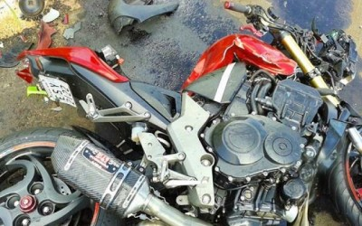Motociclista que estava em Honda CB 1000 morre em rodovia da região