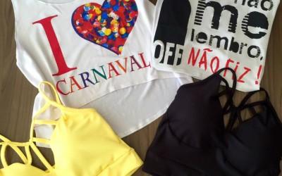 Loja Dasli Roupas Femininas preparou um mix de Carnaval para este ano