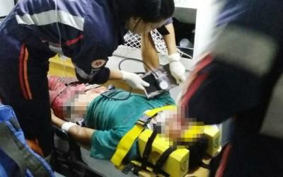 Ladrão leva a pior e é baleado por morador durante a madrugada em Três Lagoas
