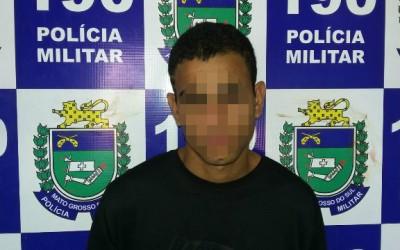 Subtenente do Bombeiro Militar prende ladrão que agiu no Centro de Três Lagoas