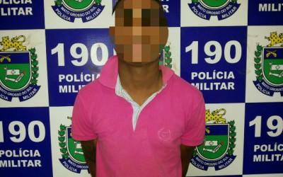 Foragido da UNEI é capturado após crime de furto
